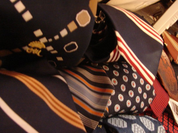 Men's Vintgae ties