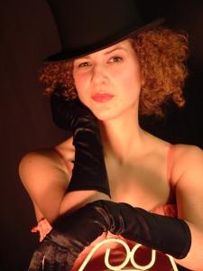 Sara, Shot by Anton Volek 2011