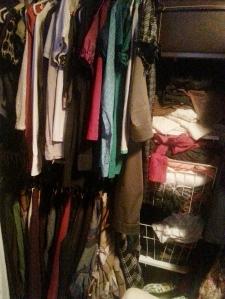 closet shame
